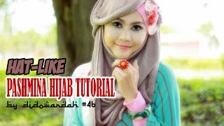 Tutorial Hijab Pashmina by Didowardah | Hijab Tutorial Pashmina Tikar Part #46