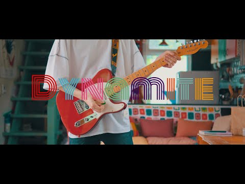 BTS - 「Dynamite」 / Guitar Cover