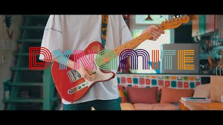 BTS - 「Dynamite」 / Guitar Cove…