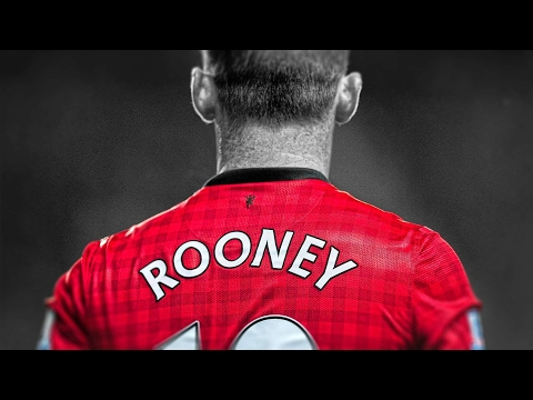 History Will Remember A Tale - Wayne Rooney ● My Tribute by Vedant Choubey