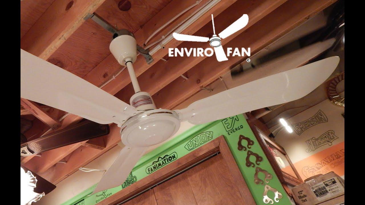 Banvil Envirofan Silver Line Ceiling Fan 1 Of 2