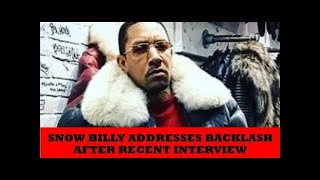 Snow Billy Is A Liar And Fraud