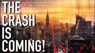 Alert $23 Trillion Dollar Government Debt Leading To Economic Collapse & Stock MARKET CRASH