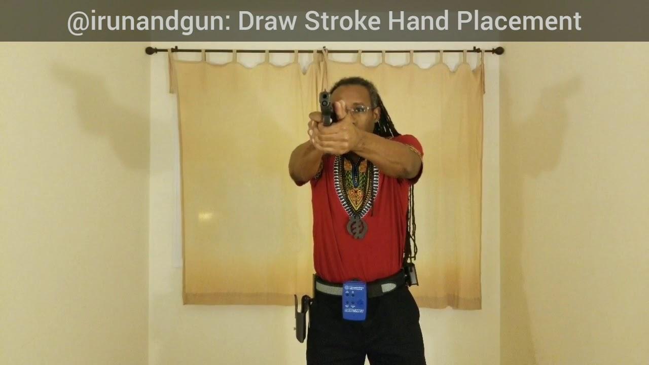 Draw Stroke - Glock 34 Gen 5 MOS - USPSA - Drills - Dry Fire - Pistol - Handgun - Practice - Magpul