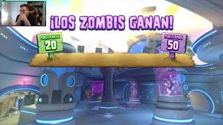 RACHA DE Z MECH - Plants vs Zombies Garden Warfare 2