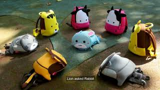 Nohoo Kids Bags Adventure