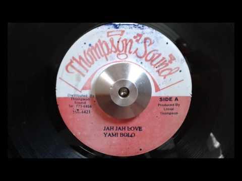 Yami Bolo - Jah Jah Love (Gunman Riddim) [Vinyl]
