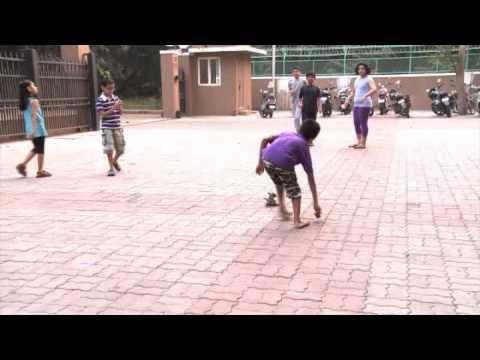 Indian Games - Lagori