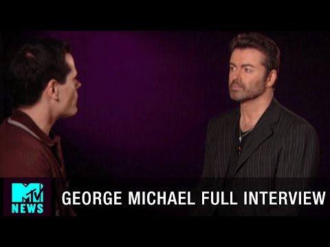 George Michael on Depression, Sexual Monogamy, 9/11 & Love + Death | MTV News 2004 Full Interview