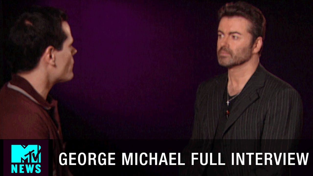 George Michael on Depression, Sexual Monogamy, 9/11 & Love + Death | MTV News 2004 Full Intervie