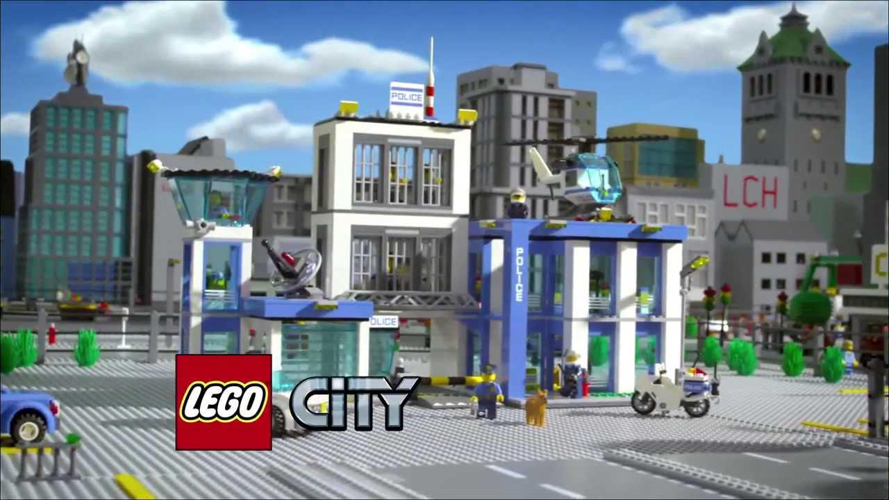 Lego Mobile Police Unit Lego 60044 Amp Lego Police Station