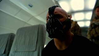 "Bane: ""Crashing this plane... WITH NO SURVIVORS!"""