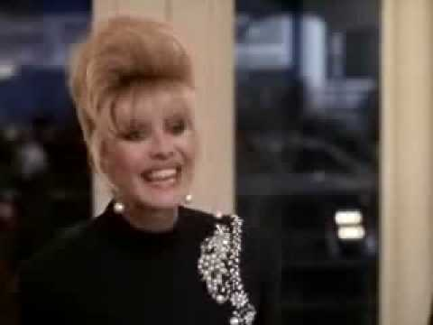 Ivana Trump: Don't Get Mad Get Everything - YouTube