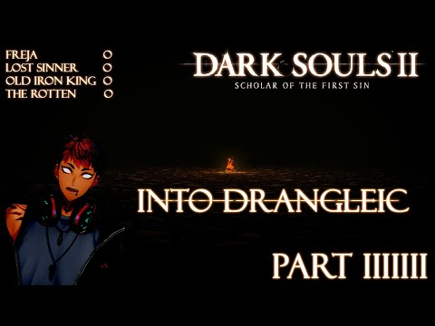 (Dark Souls 2) Into Drangleic【NIJISANJI ID】