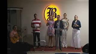 Culto de Celebração da Família -Pr. Milton Sergio Zanini - 09.07.2017