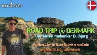 ★ Road Trip @ Denmark (Museumsbunker Bulbjerg│Regelbau: S 449│Peilstand 2│Batterie Hanstholm)