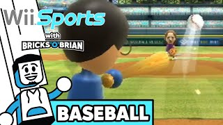 Play Ball! (Baseball) - Wii Sports Playthrough