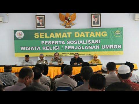 Solusi Umroh dan Haji Anggota Polres Ciamis