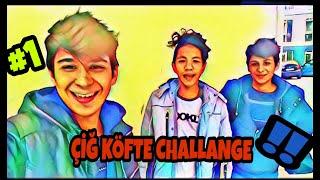 ÇİĞ KÖFTE CHALLANGE!! #1