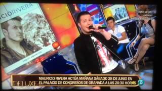 MAURICIO RIVERA - Sálvame DELUXE Y Sálvame Diario - Madrid España