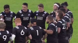 Epic HAKA at the World Rugby U20 Championship