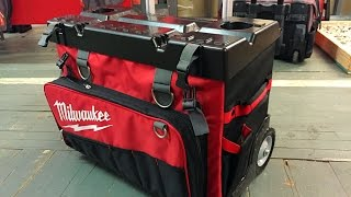 NEW Milwaukee Tool Soft Storage Bags- First Look