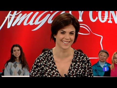 """Samanta Villar En """"Amigas Y Conocidas"""" (27-01-2017)"""