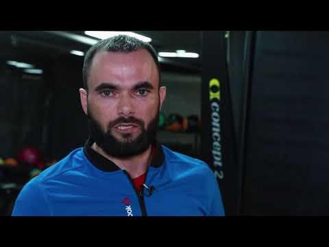 #ИзОфисаНаРинг: готовим тело к боксу с Ярославом Егоровым (Центральный Зал Бокса СФБСПБ)