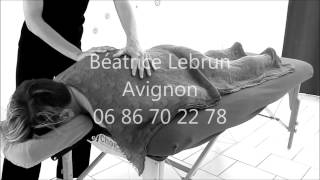Massage relaxant californien / lemniscate Avignon version longue