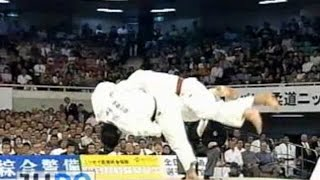JUDO 2003 All Japan: Kosei Inoue 井上 康生 (JPN) - Keiji Suzuki 鈴木桂治 (JPN)