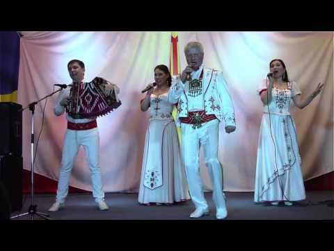 Вячеслав Христофоров и группа «Янра юрă» в д. Тоскаево 17.02.2017 года