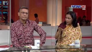 Jonotontro Gonotontro with Borhanul Haque Shamrat (জনতন্ত্র গণতন্ত্র) 29th April, 2017 on News24