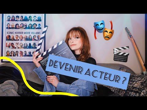 DEVENIR ACTEUR ? (Casting, conseils...) 🎬