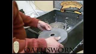 Spincasting Oathsworn Dwarf Metal Miniatures