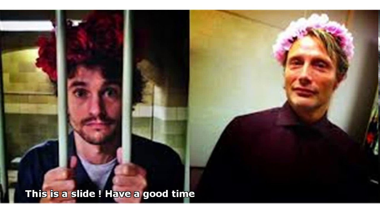 Hugh Dancy Flower Crown Youtube