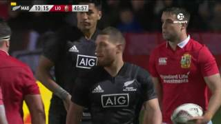 HIGHLIGHTS: Maori All Blacks v British & Irish Lions