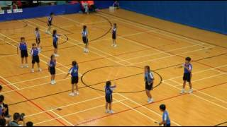 fgps的跳繩強心校際花式跳繩比賽2014片段 7相片