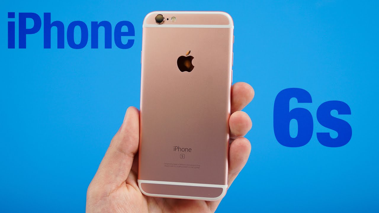 Apple iPhone 6S Plus Rose Gold, 16 GB specification - YouTube