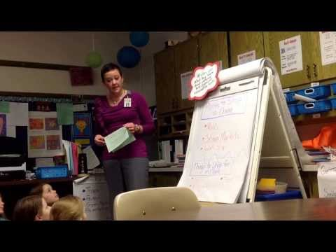 Information Text Lesson - Grade 3