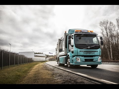 Volvo Trucks - Premiere for our first all-electric truck