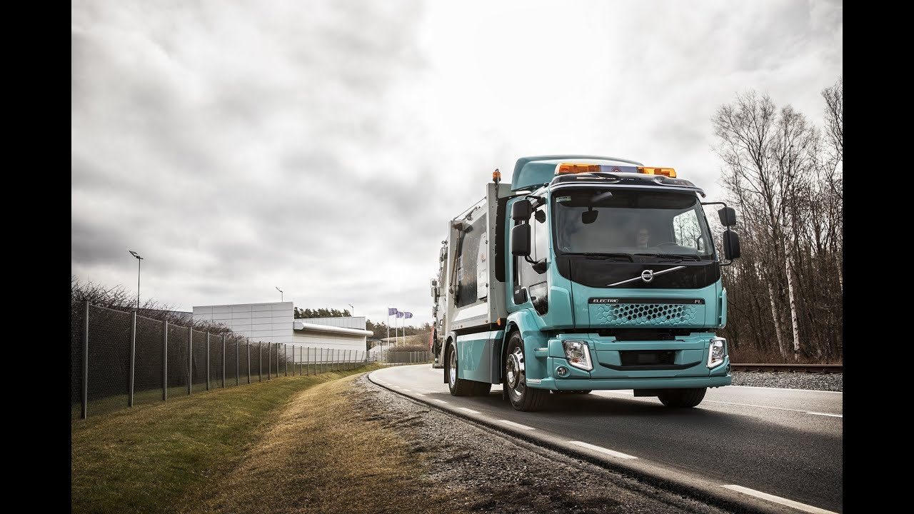 Volvo Trucks Premiere For Our First All Electric Truck