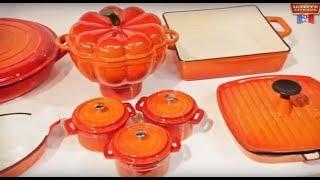Чугунная посуда ViTESSE, подробный обзор / Cookware Vitesse