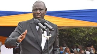 Ruto breaks silence on his Jubilee woes - VIDEO