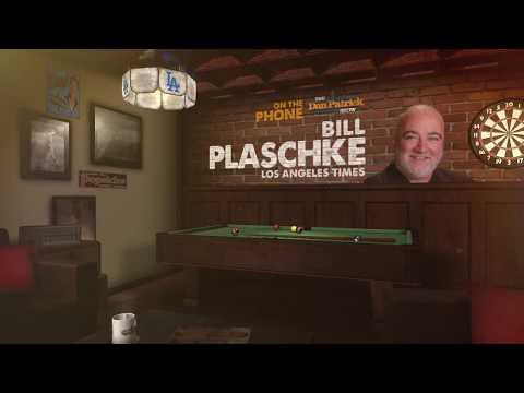 L.A. Times Bill Plaschke Talks Dodgers-Red Sox, Lakers & More w/Dan Patrick | Full Interview