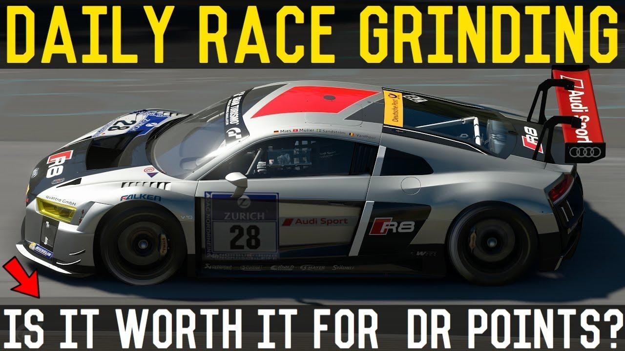 GT Sport - Suzuka GR3 Daily Race Grind