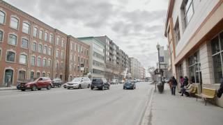 Grand Forum sur les changements climatiques de l'UMQ - Service de bus rapide Lévis-Québec