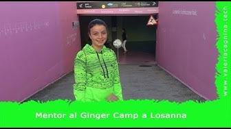Mentor al Ginger Camp all'EPFL, il Politecnico di Losanna - Video 1/5