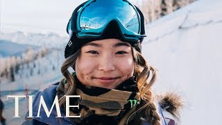 Snowboard Star Chloe Kim Opens Up About The Winter Olympics & Taking On Prom | TIME