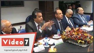 وزير التعليم العالى: جار إنشاء قانون حوافز الاستثمار لحفظ حقوق الباحث