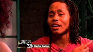 Interesting Break Up Tactic (The Jerry Springer Show)